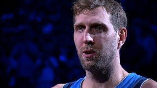 Dirk Nowitzki Announces His Retirement | Full Speech - April 9, 2019