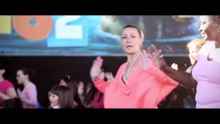 Flashmob AJCM HAPPY HANDI Marseille - avant première du film