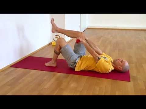 Yoga Hernie Brust-