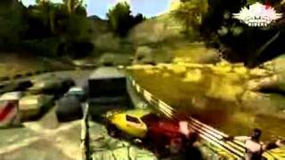 Armageddon Riders - Clutch - 2008 - Official Game Trailer