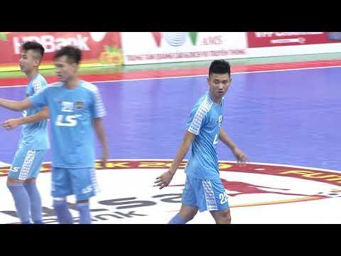 Giải futsal VĐQG 2019: Thái Sơn Bắc vs Thái Sơn Nam (1-4)
