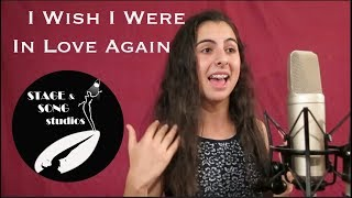 'I Wish I Were in Love Again' (Babes in Arms) performed by Aisha Barr