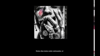A$AP Rocky - Better Things (Subtitulado Español)