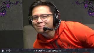 TI 9 Group Stage | Series B4 | OG VS Ninjas in Pyjamas | Game 2