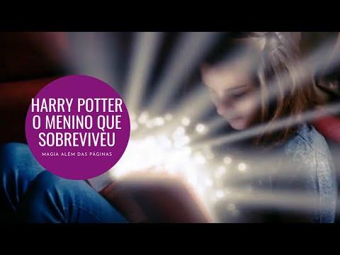 RELEMBRANDO HARRY POTTER E A PEDRA FILOSOFAL