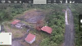 DRONE MJX BUGS 2 SE TEST FLIGHT