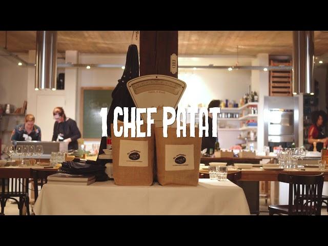 Evoke en VLAM selecteren Chef Patat