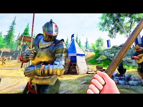 Mordhau Is The Medieval 'Battlefield' Game You've Always Wanted