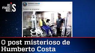 Humberto Costa soube antes da decisão do STF sobre Lula?