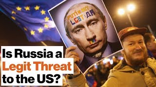 5 Reasons Why Russia Is No Match for the US | Stephen Walt