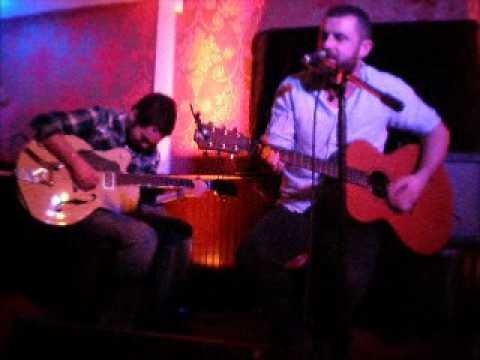 mick flannery Wait Here live from the thatch