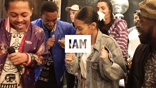 Society Of Alumni perform remix to 50 Cent - Big Rich Town and more music | THIS IS LDN [EP:138]
