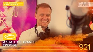 A State Of Trance Episode 921 XXL - Ruben De Ronde [#ASOT921] – Armin van Buuren