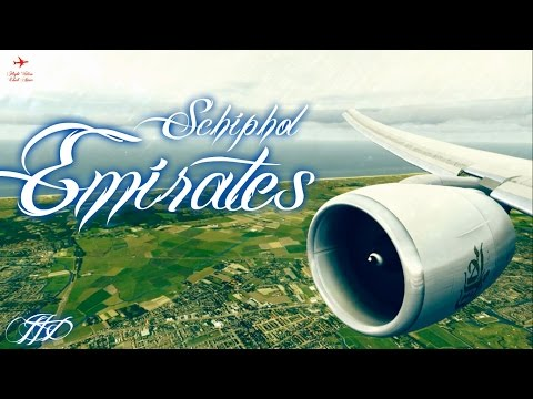 FSX As Real As It Gets l Boeing 777-200LR Emirates Landing