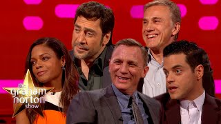 The Best Of James Bond On The Graham Norton Show