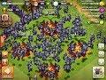 Clash of Clans - 135 Level 5 Minion Attack Epic WIN.