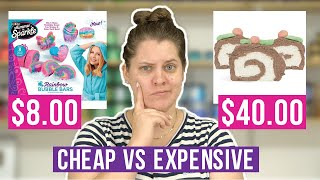 Professional Soap Maker Tests Cheap vs. Expensive Bubble Bar Kits | Royalty Soaps