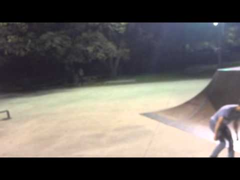 WEATHERFORD SKATEPARK