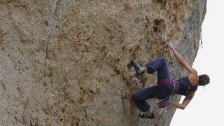 Trying Tennessee, the Best 8b Sport Climb in the World? - RocTrip 2013, Ep. 1