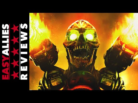 DOOM - Easy Allies Review - YouTube video thumbnail