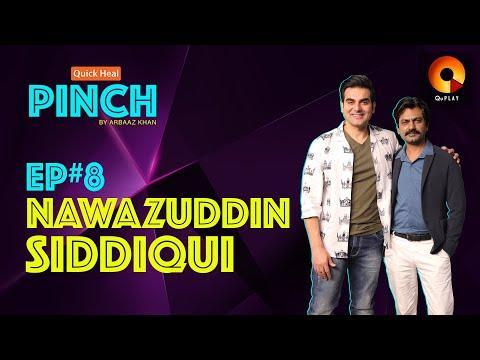 Nawazuddin Siddiqui | Quick Heal Pinch by Arbaaz Khan | QuPlayTV