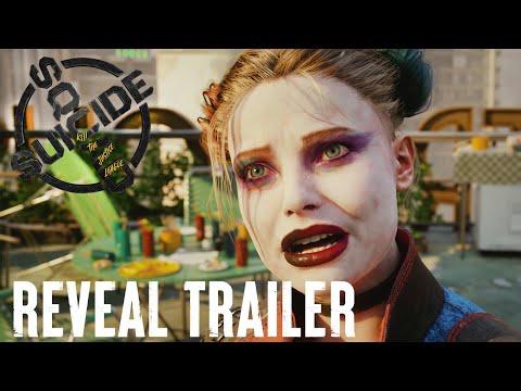 Premier teaser  de Suicide Squad: Kill the Justice League