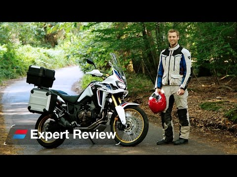 2016 Honda CRF1000L Africa Twin bike review