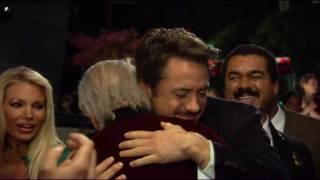 Iron Man: Behind the Scenes - Robert Downey Jr (2/4)