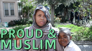 Proud and Muslim