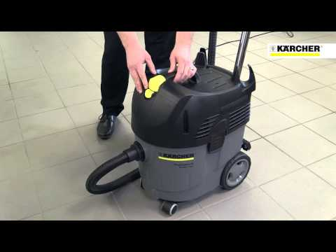 NT 35/1 Tact Te Wet And Dry Vacuum Cleaner