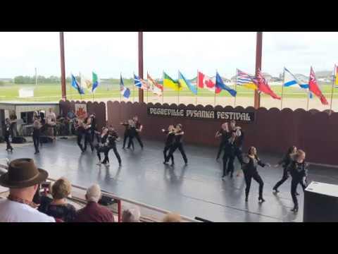 Zapovid & Ukrainian Shumka Dancers - Коломийка