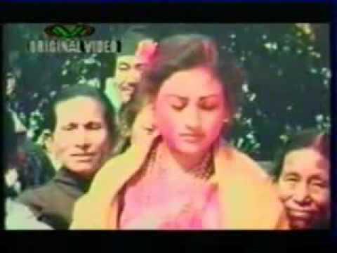 Holi song from the newari movie Silu image