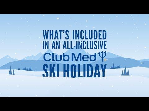What's included in a Club Med ski holiday | Iglu Ski