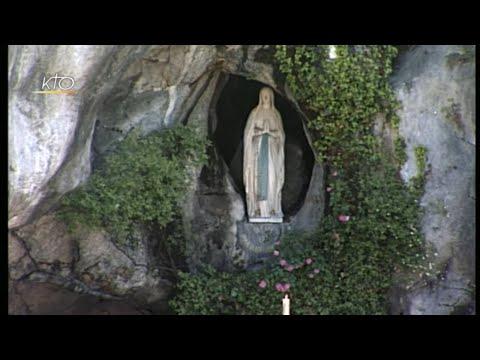 Chapelet à Lourdes du 12 mai 2019