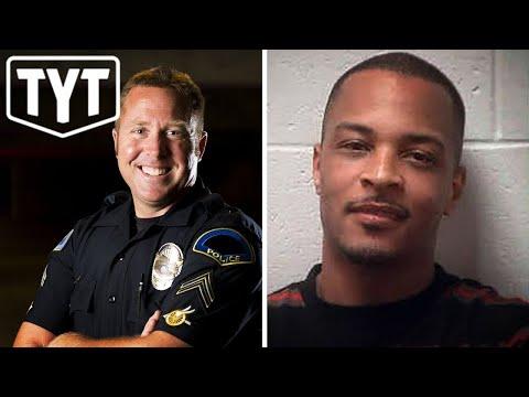 T.I. Arrested For Being Black?