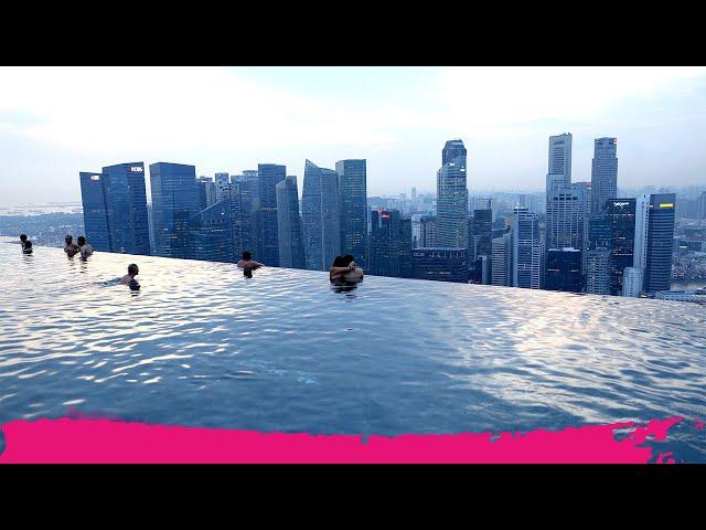 افضل 10 امكان في سنغافورة