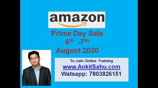 Amazon Prime Day Sale 6th-7th August 2020 - Download this Video in MP3, M4A, WEBM, MP4, 3GP