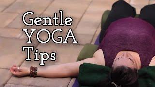 3 Gentle Yoga Tips – PranaShanti Yoga Centre Ottawa