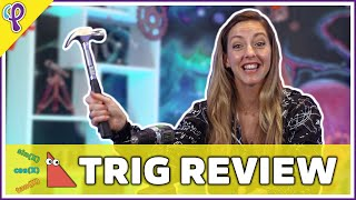 Trig Review for Physics - Common Math Tools - Physics 101, AP Physics 1 Review with Physics Girl