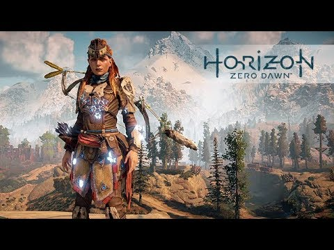 Horizon Zero Dawn Древний арсенал (побочка 11) Ткач Щита