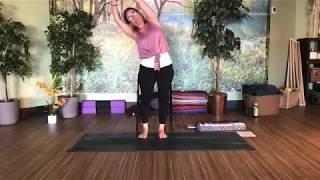 Gentle Stretch & Meditation (Anita)
