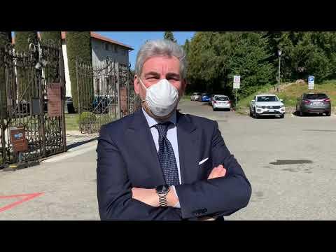 """Cattaneo: """"""""Le mascherine per le residenze socio sanitarie sono di competenza di protezione civile"""""""