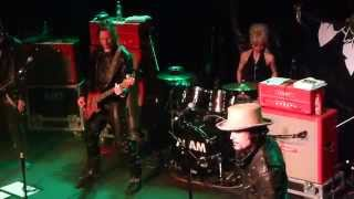 ADAM ANT - CAR TROUBLE PARTS 1 & 2 (LIVE IN NOTTINGHAM 23/4/15)