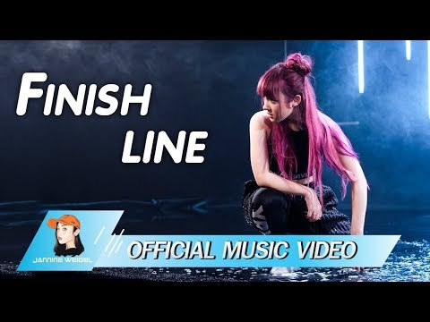 Jannine Weigel (พลอยชมพู) - Finish Line (Official Video)