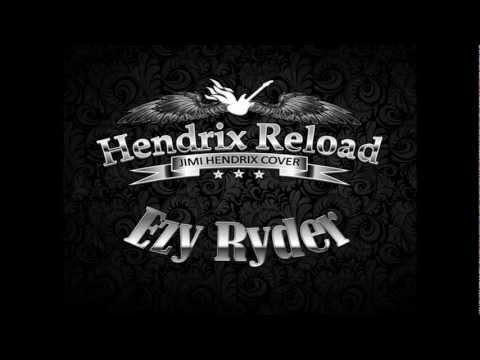 Hendrix Reload - Ezy Ryder (Jimi Hendrix cover) - HQ