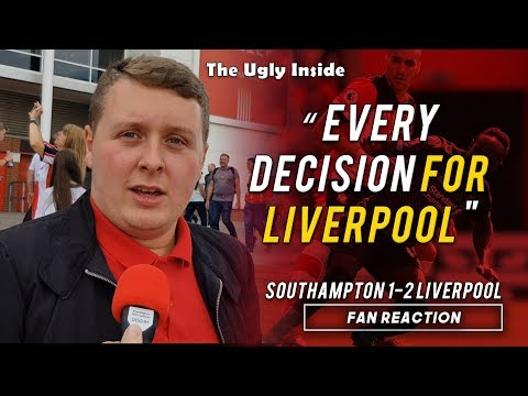 """Every decision for Liverpool"" 