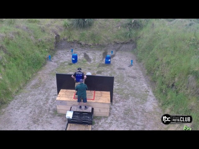 CZ 2016 IPSC Pistol Nationals - Stage 20