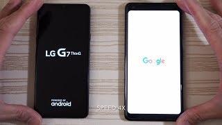 LG G7 ThinQ vs Google Pixel 2 XL - Speed Test!