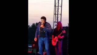 Chubby Checker performing The Hucklebuck