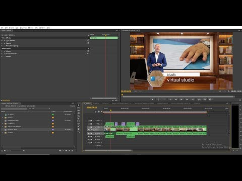 Virtual Studio 103 - After Effects Project Files | VideoHive